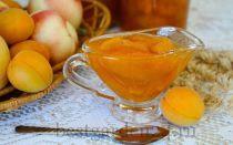 Варенье из персиков и абрикосов