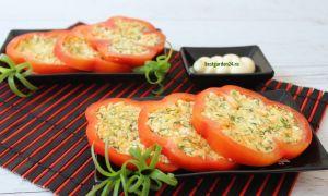 Болгарский перец с сыром