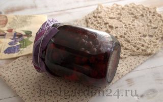 Консервированный виноград в сладком сиропе на зиму