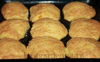 Печенье из тыквенного пюре