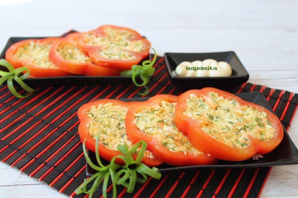 правило, одной закуска из перца болгарского фото неспроста четыре