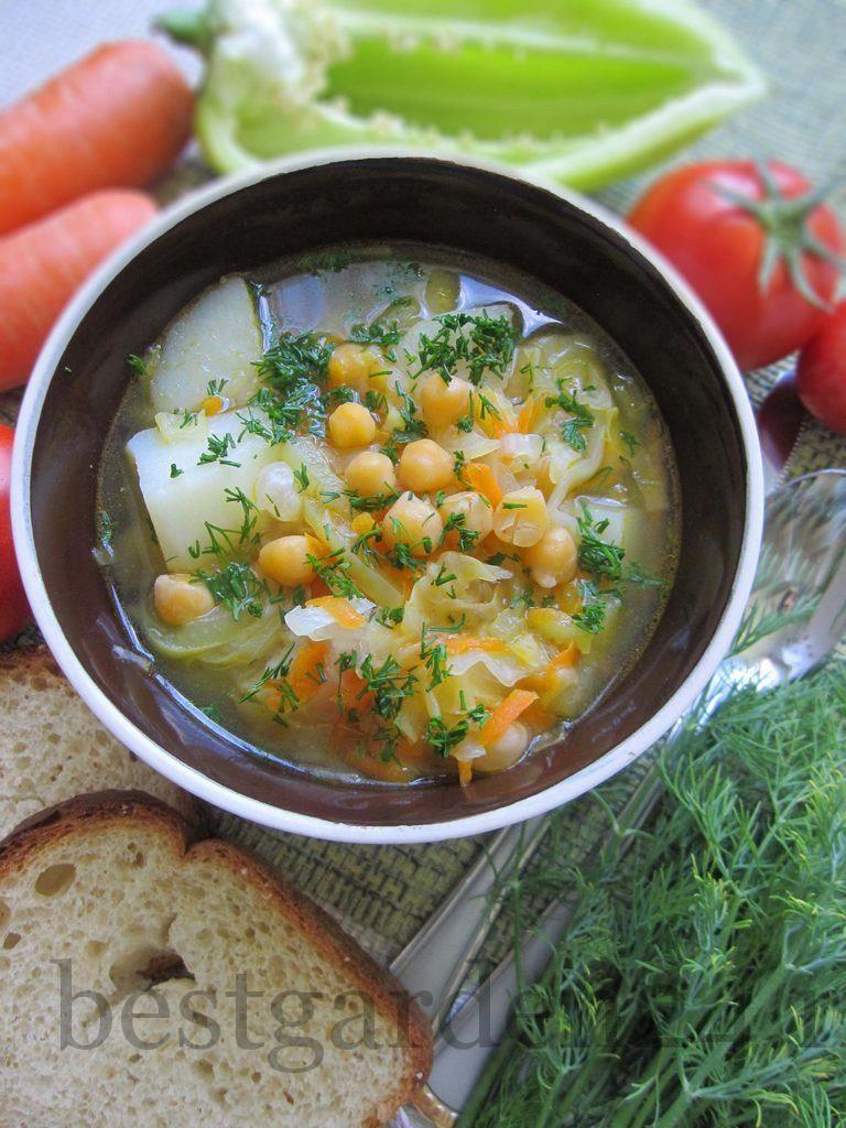 Суп вкусняшка от лишнего веса