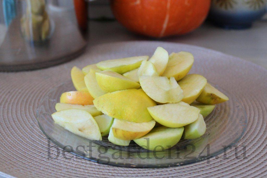 Яблоки для сока