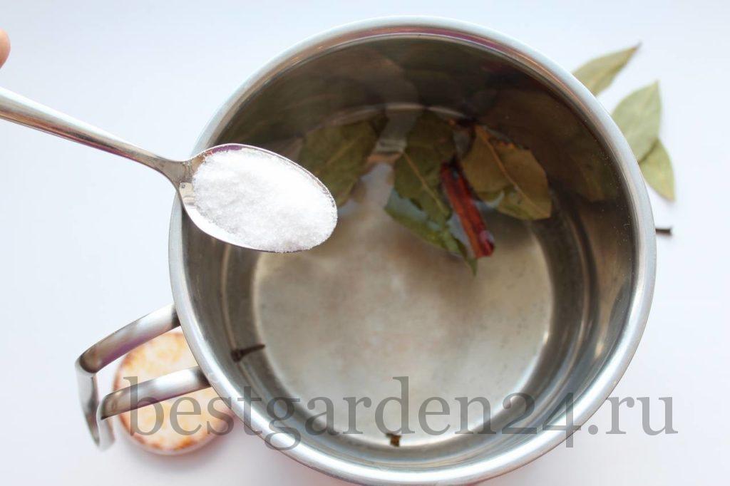 Маринад для арбуза