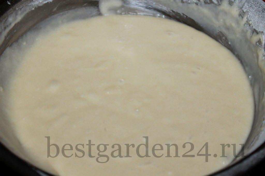 Тесто для выпечки маффинов