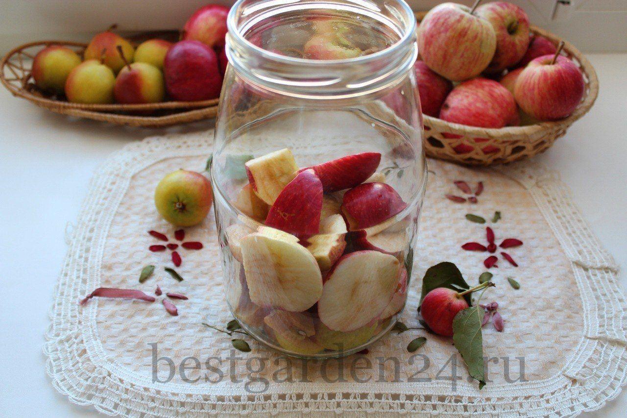 Яблочный Компот Диета.