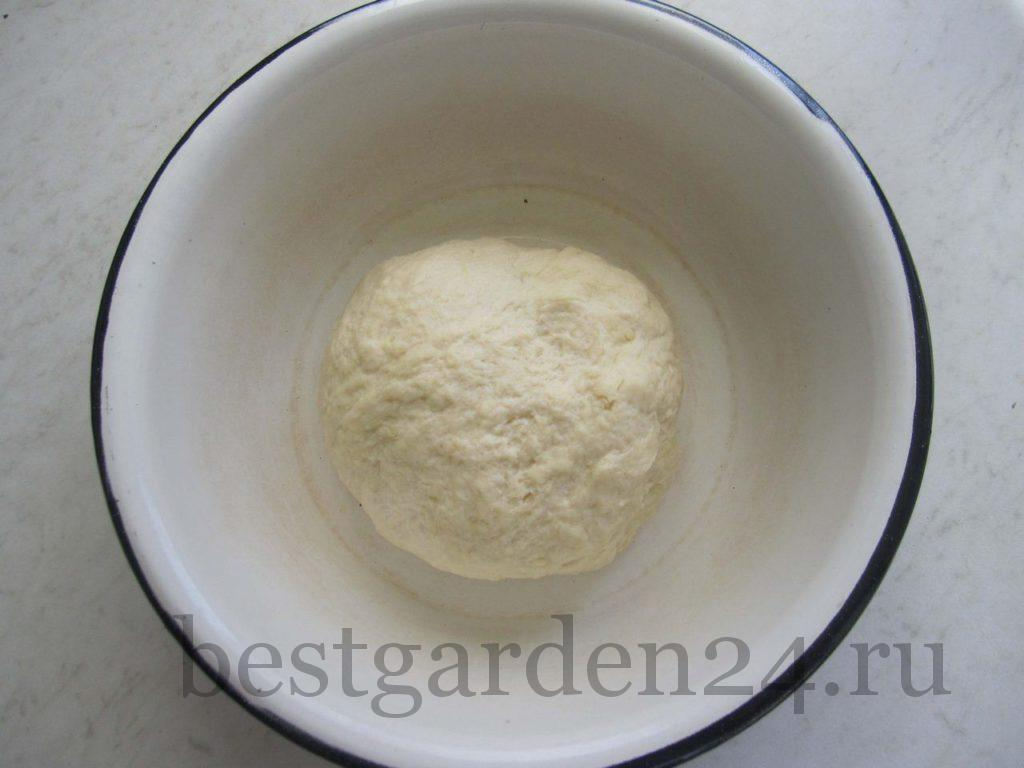 Тесто для отрывного яблочного пирога