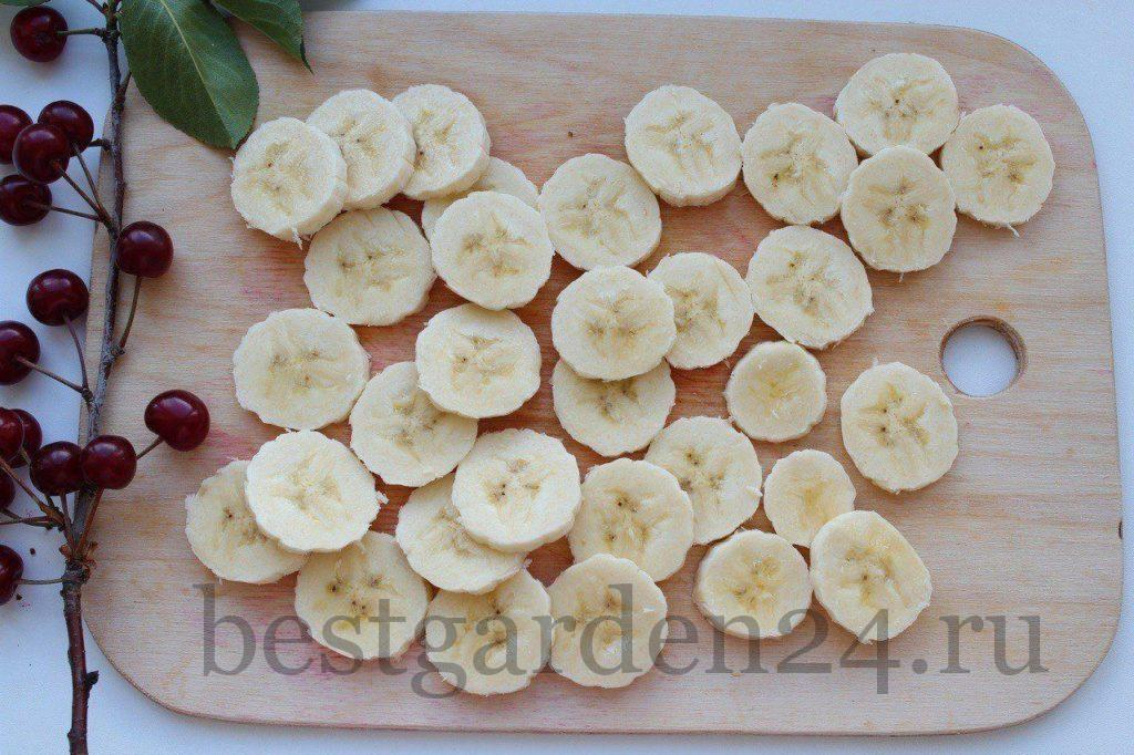 Бананы для пиццы