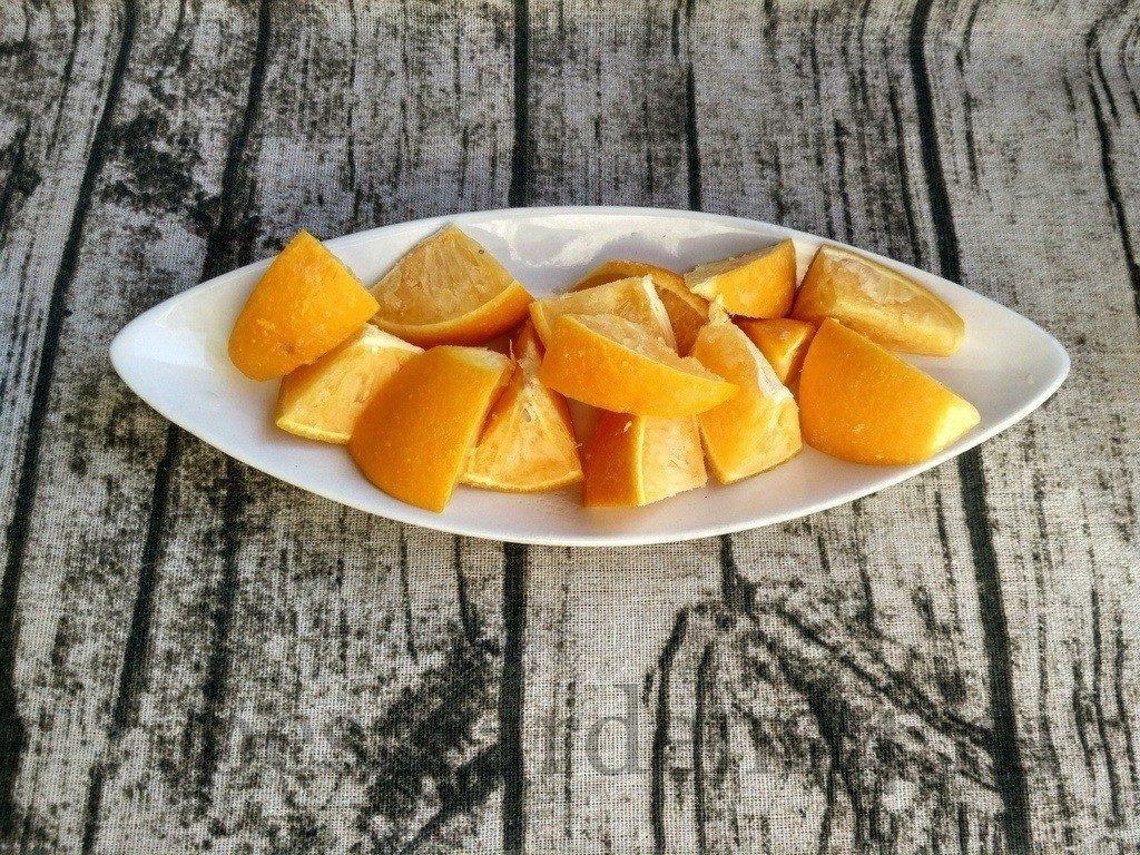 Апельсин для лимонада